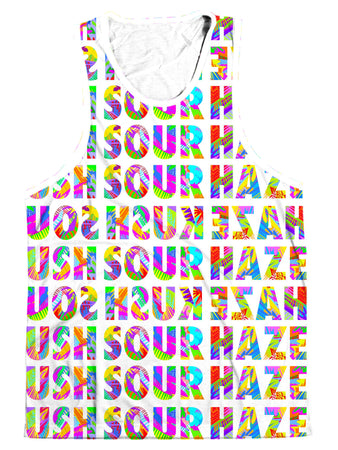 Technodrome - Haze Sour Kush Men's Tank