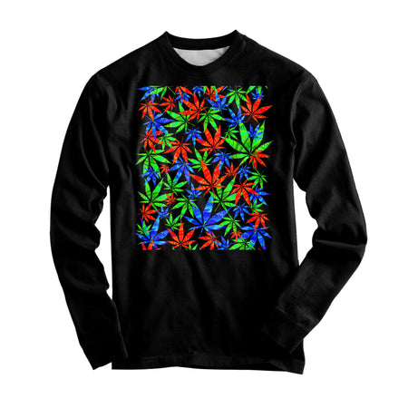 Technodrome - Weed Graphic Long Sleeve