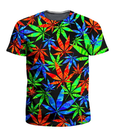 Technodrome - Weed Men's T-Shirt (Ready To Ship)