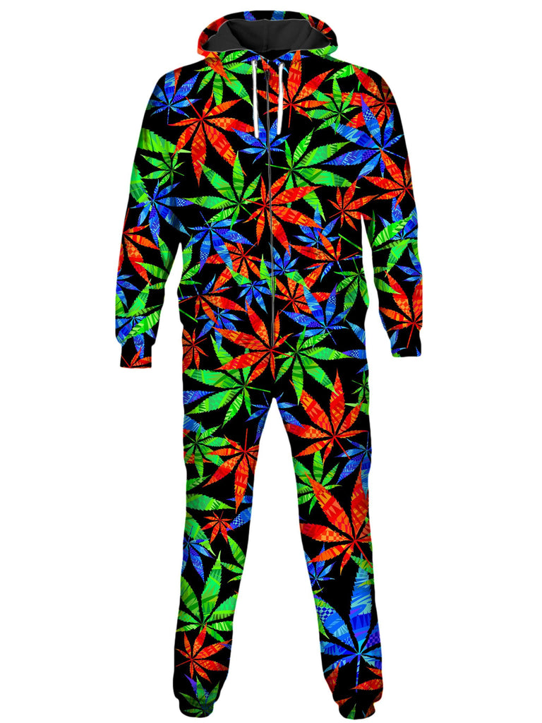 Technodrome Weed Onesie (Ready To Ship)