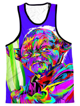 Technodrome - Yoda Drome Men's Tank