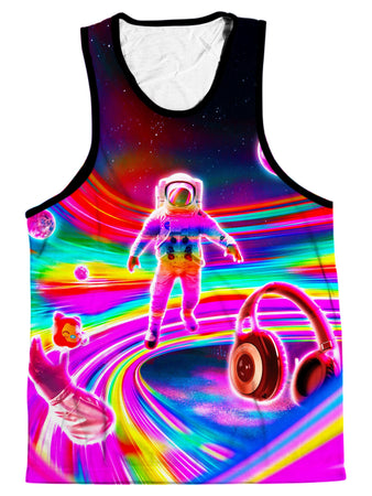 Think Lumi - Into Orbit Men's Tank