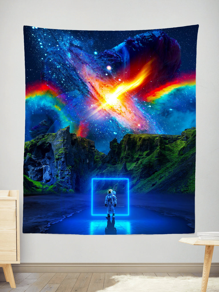 Think Lumi Cosmic Toybox Tapestry