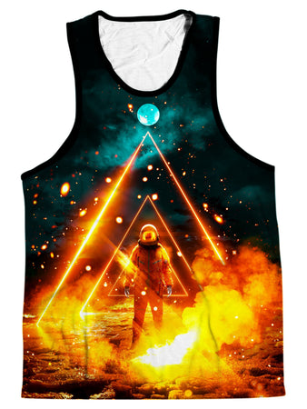 Think Lumi - Golden Men's Tank