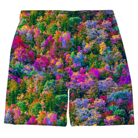 Think Lumi - Psychedelic Forest Weekend Shorts