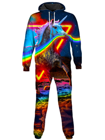 Think Lumi - Rainbow Unicorn Onesie