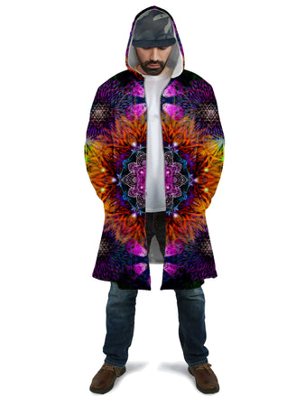 Yantrart Design - Geometric Vibes Cloak