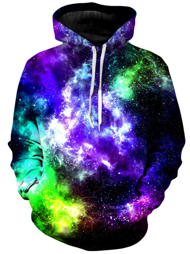 Yantrart Design - Kryptonite Flow Unisex Hoodie