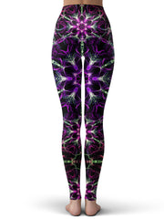 Yantrart Design Psyched Leggings