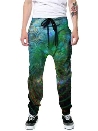 Yantrart Design - Unfolded Cosmos Joggers