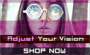 Shop Kaleidoscope Glasses