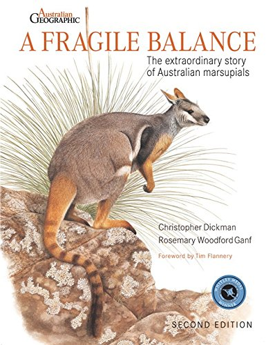 Australian marsupials, beautifully illustrated large book