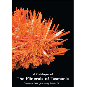 Minerals of Tasmania image of Crocoite