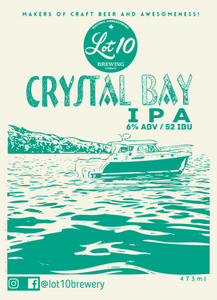 Crystal Bay - IPA