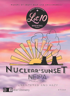 Nuclear Sunset - New England IPA