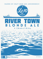 River Town - Blonde Ale