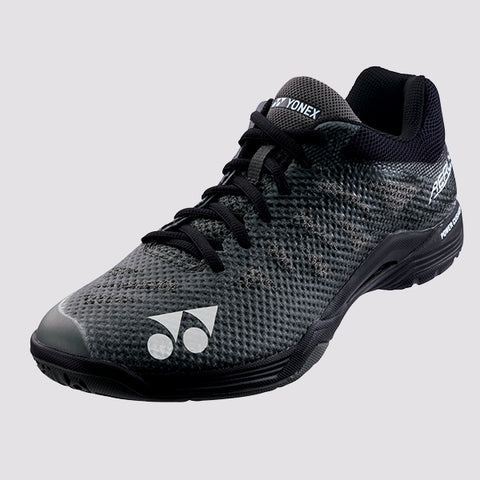 Yonex POWER CUSHION SHB AERUS 3 MENS Badminton Shoes Black