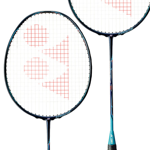 Yonex Nanoray Glanz Badminton Racket (2017 - Superior Line, Head-light, Teal color)