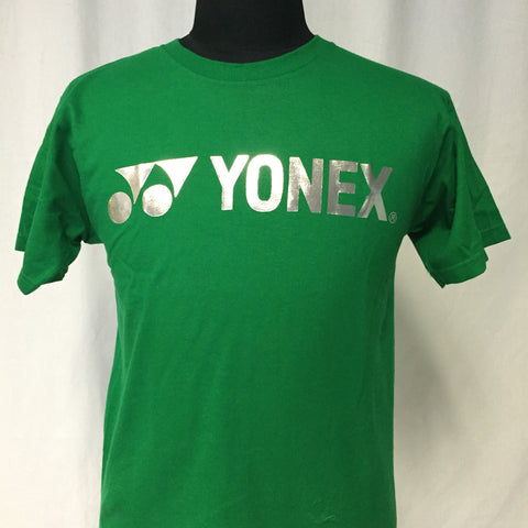 Green YY Yonex Practice T Shirt - Cotton