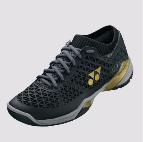 Power Cushion Eclipsion Z Badminton Shoes Black/Gold
