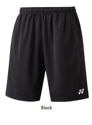 YM0004EX, Black, Team Shorts (Mens)