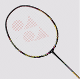 Yonex Nanoray 800 Badminton Racket  (Black/Magenta color)