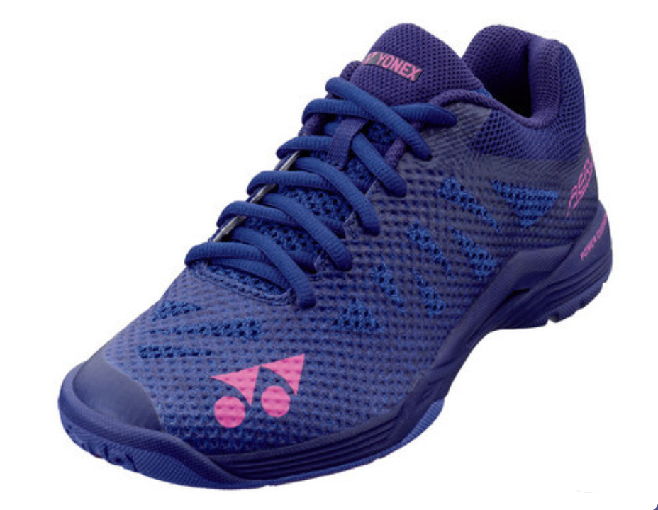 Yonex POWER CUSHION SHB AERUS 3 LADIES Badminton Shoes Navy