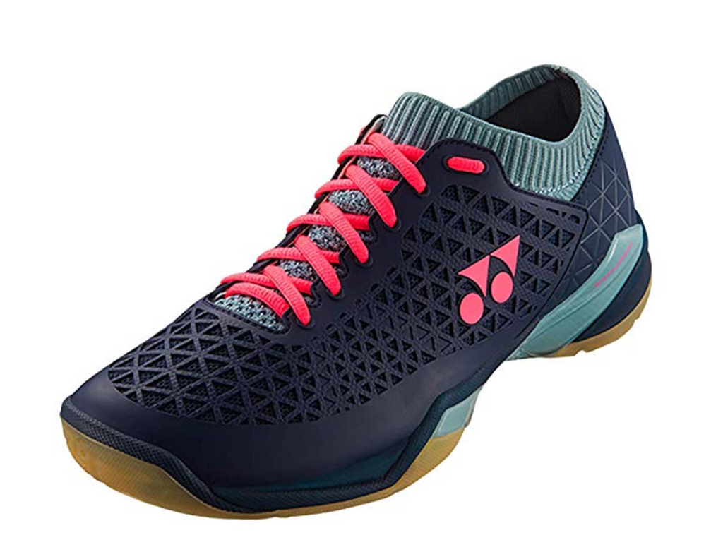 Yonex Power Cushion Eclipsion Z Wide Badminton Shoes Midnight Navy