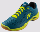 Yonex Power Cushion Eclipsion X Badminton Shoes Turquoise/Yellow