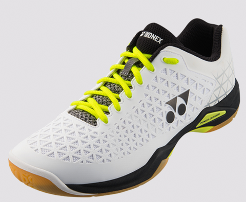 Yonex Power Cushion Eclipsion X Badminton Shoes White/Black