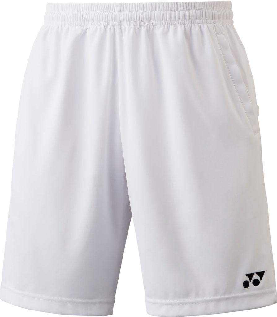 YM0004EX, White, Team Shorts (Mens)