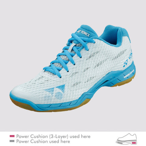 Yonex POWER CUSHION SHB AERUS 2 LADIES Badminton Shoes