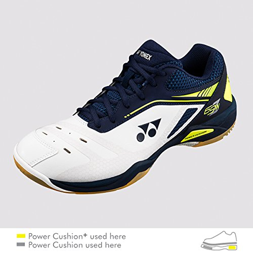 Yonex Power Cushion SHB-65Z Wide Men Badminton Shoes Navy