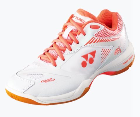 Yonex Power Cushion 65X2 Ladies Badminton Shoes White