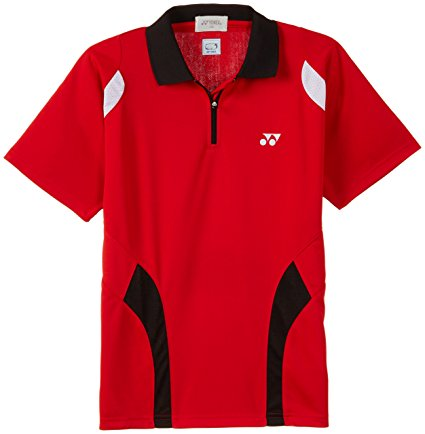 Yonex Men's Badminton Performance Shirt 10097B Red