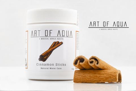 Art of Aqua - Cinnamon Sticks (50g)