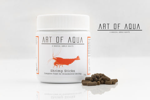 Art of Aqua - Shrimp Sticks (25g)