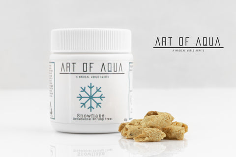 Art of Aqua – Snowflake