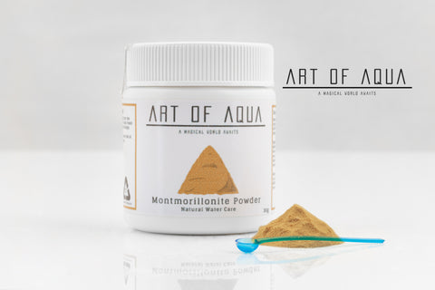 Art of Aqua - Montmorillonite Powder (30g)