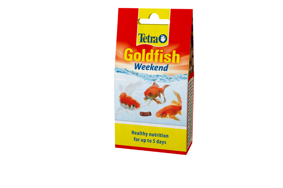 Tetra - Goldfish Weekend (10 Sticks)