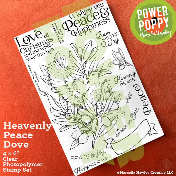 PP Heavenly Peace Dove