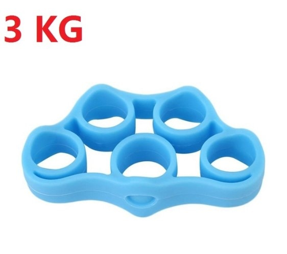 Silicone Finger Gripper Strength Band