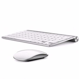 Wireless Keyboard & Mouse Combo