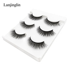 Load image into Gallery viewer, Beauty Eyelashes 3 Pairs