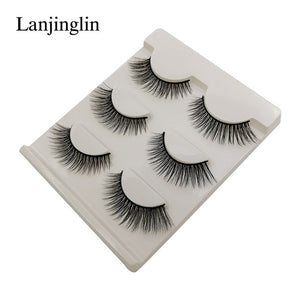 Beauty Eyelashes 3 Pairs