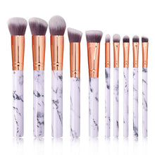 Load image into Gallery viewer, 10Pcs Makeup Brushes Set