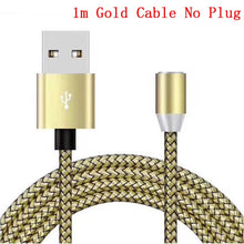 Load image into Gallery viewer, Magnetic Charger Micro USB Cable Plug