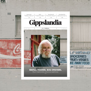 Gippslandia - Issue No. 18 (DIGITAL - FREE)