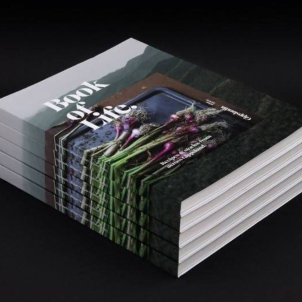 Book of Life — Recipes and stories from across Gippsland.