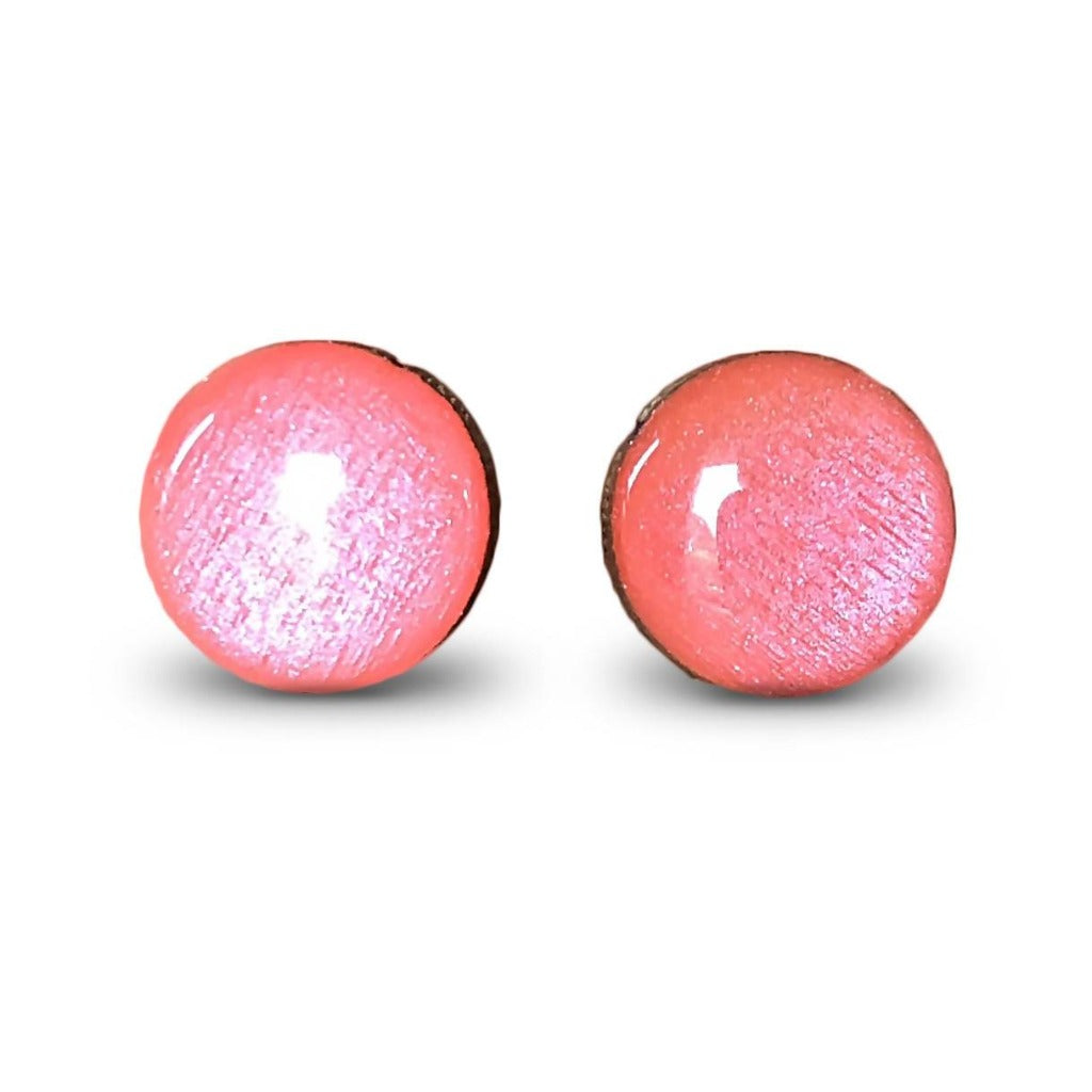 flluskë Earrings - Pink Lady